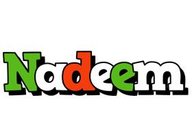 Nadeem venezia logo