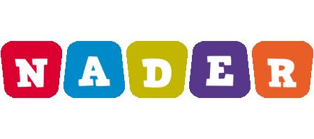 Nader kiddo logo