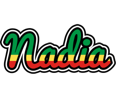 Nadia african logo