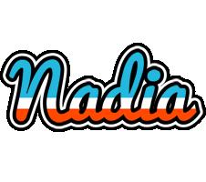 Nadia america logo