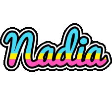 Nadia circus logo