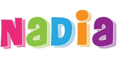 Nadia friday logo