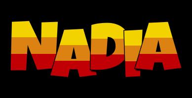 Nadia jungle logo
