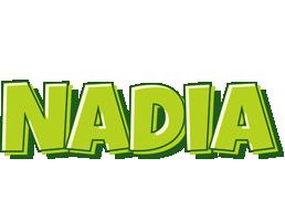 Nadia summer logo
