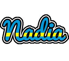 Nadia sweden logo