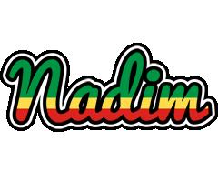 Nadim african logo
