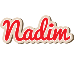 Nadim chocolate logo