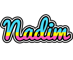 Nadim circus logo