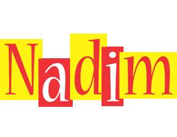 Nadim errors logo