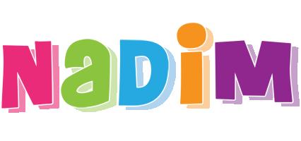 Nadim friday logo
