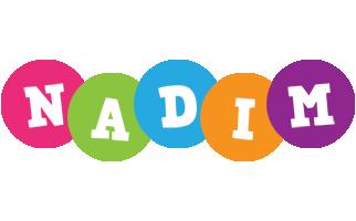 Nadim friends logo