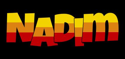 Nadim jungle logo