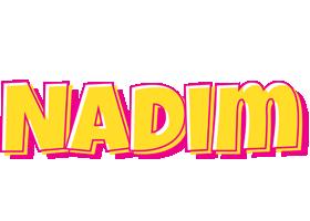 Nadim kaboom logo