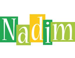 Nadim lemonade logo