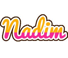 Nadim smoothie logo