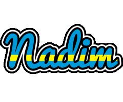 Nadim sweden logo