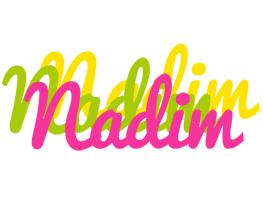 Nadim sweets logo