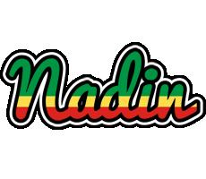 Nadin african logo