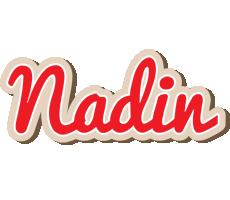 Nadin chocolate logo