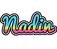 Nadin circus logo