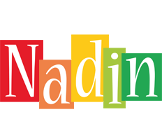 Nadin colors logo