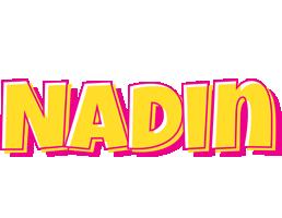 Nadin kaboom logo