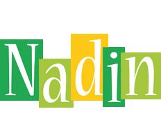 Nadin lemonade logo