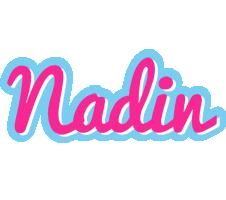 Nadin popstar logo