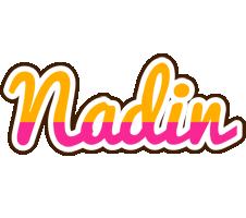Nadin smoothie logo