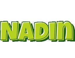 Nadin summer logo