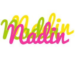 Nadin sweets logo