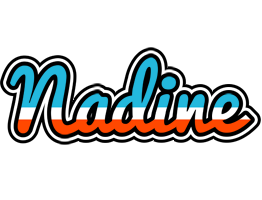 Nadine america logo