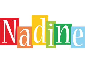 Nadine colors logo