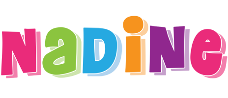Nadine friday logo
