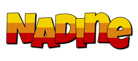 Nadine jungle logo