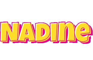 Nadine kaboom logo