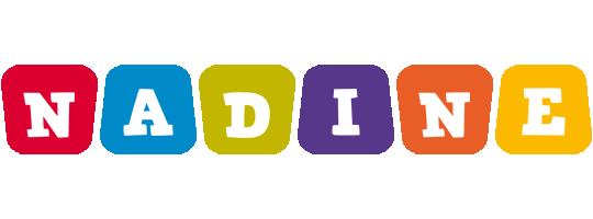 Nadine kiddo logo