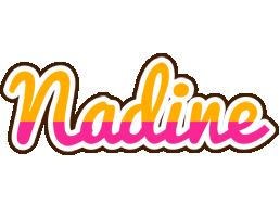 Nadine smoothie logo