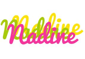 Nadine sweets logo