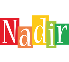 Nadir colors logo