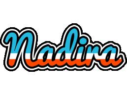 Nadira america logo