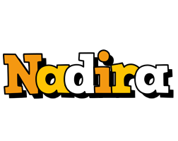 Nadira cartoon logo