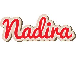 Nadira chocolate logo