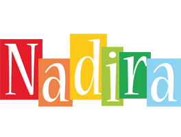 Nadira colors logo