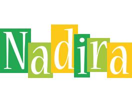 Nadira lemonade logo