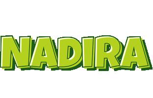 Nadira summer logo