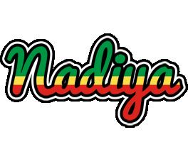 Nadiya african logo