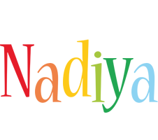 Nadiya birthday logo