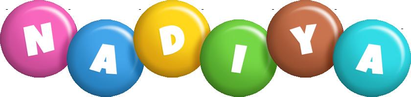 Nadiya candy logo
