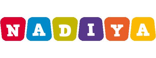 Nadiya daycare logo
